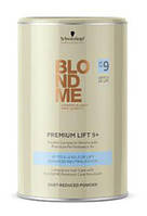 Пудра для осветления BLONDME Premium Lift 9+  450 гр