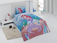 Подростковое постельное белье Kristal Denizkizi полуторного размера.