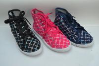 Кеды мокасины тапочки для девочки текстильные 31,32,34 раз.