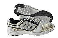 Мужские кроссовки adidas сетка.