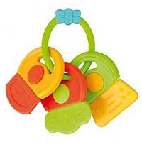 Детская погремушка-зубогрызка Ключики Canpol babies