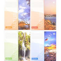 Тетрадь 48 клетка «Явища природи»