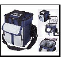Холодильник-сумка термоэл. 14 л. bl-309-14 l dc 12v 50w