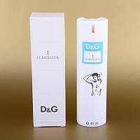 Мужской мини-парфюм Dolce&Gabbana Le Bateleur 1 45 ml (в белом тубусе) ALK