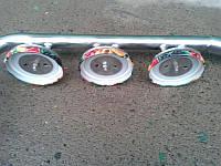 Дистиллятор (самогонный аппарат) с 3-мя Сухопарниками + медный змеевик 20л