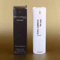 Мужская парфюмерия Dolce&Gabbana The One for Men 45 ml (в белом тубусе) ALK