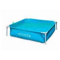 Детский каркасный бассейн 57171 (122x122x30 см.)