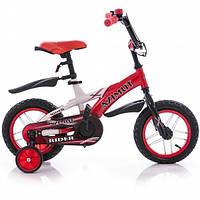 """Велосипед двухколесный Azimut Rider 12"""" 4698"""