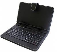 """Чехол клавиатура для ПК планшета 8"""" MicroUSB MiniUSB Микро ЮСБ Мини ЮСБ"""