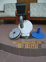 Измельчитель для зерна, и початков кукурузы, терка-дробилка для яблок (корпус из нержавейки)
