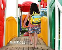 Школьный рюкзак. Стильный  рюкзак. Детский рюкзак.  Современные рюкзаки.Код: КРСК21