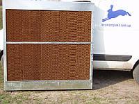 Панели охлаждения и вентиляции