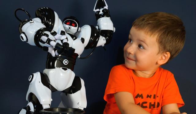 Игрушка-робот Робосапиен