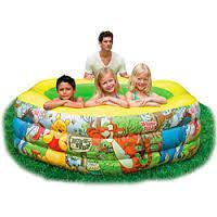 Детский надувной бассейн Intex 57494 Дисней ( 191x178x61 см.)