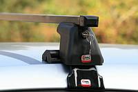 Автобагажник Amos Dromader D-2 PLUS (балки 1,3 м) / Багажник на крышу автомобиля Амос Дромадер Д-2 Плюс