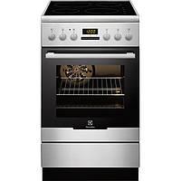 Кухонная плита индукционная отдельно стоящая Electrolux EKI54553OX