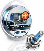 Галогенная лампа Philips H4 12342CV SM, 2 шт. / Галогенна автомобільна лампа Філіпс (Филипс) H4, 2 шт.