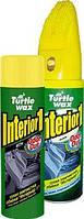 Чистящее средство Turtle Wax Interior 1 With Odor Out со встроенной щеткой Т4814 0.4 л.