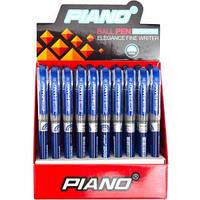 118 Piano «Simple» ручка масляная синяя