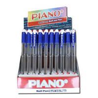 207 «Piano elegance» ручка масляная синяя