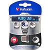 Флешка USB 2.0 8 Gb Verbatim Store'n'go