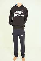 Спортивний костюм теплый на байке Nіke 3420