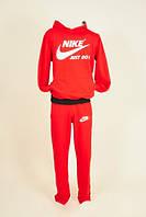 Спортивний костюм теплый на байке Nіke 3421