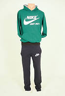 Спортивний костюм теплый на байке Nіke 3423