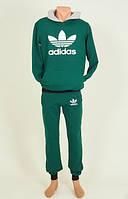 Спортивний костюм Adidas с штанами на манжетах