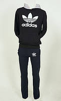 Спортивний костюм теплый на байке Adidas 3421