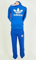 Спортивний костюм теплый на байке Adidas 3422
