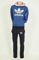 Спортивний костюм теплый на байке Adidas 3423