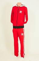 Спортивний костюм теплый на байке Adidas 3419