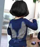 Реглан детский унисекс крылья на 110 см