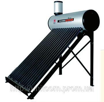 Термосифонная солнечная система нагрева воды Altek SD-T2-24