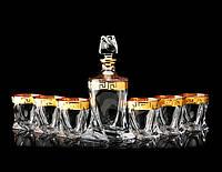 Набор для виски Quadro, 7 пр