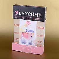 Женская парфюмерия La Vie Est Belle Lancome в подарочной упаковке 2х35 мл ASL