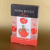 Женская парфюмерия Nina Ricci Nina в подарочной упаковке 2х35 мл ASL