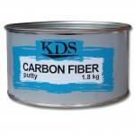 Шпатлевка KDS Carbon Fiber с добавлением углеволокна (1.8 кг)