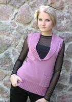 связать женский шарф крючком - Мода