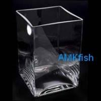 Aquael Aqua Decoris аквариум Куб ручной работы, 12л