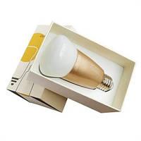 Светодиодная лампочка iMagic Smart управление по Bluetooth яркостью и RGB цветность LED 7Вт