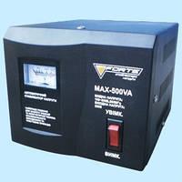 Стабилизатор напряжения релейный FORTE MAX-500 (0.5 кВт)