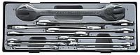 Набор ключей рожковых 6-32 мм 11 пр. FORCE T5111.