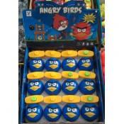 Юла Angry Birds светящаяся