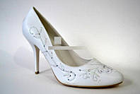 Свадебные туфли (Т-02) РАЗМЕР 35, 38