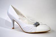 Свадебные туфли (15-01) РАЗМЕР 35, 37, 38, 40