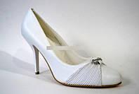 Свадебные туфли (15-02) РАЗМЕР 35, 37