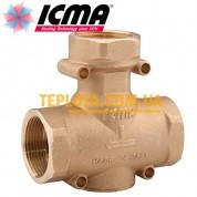 Антиконденсационный клапан ICMA арт. 133 (диаметр 1*, температура 60 С)
