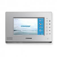 Commax CDV-72AM Silver, Black